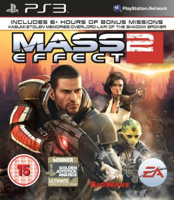 Mass Effect 2 til PlayStation 3