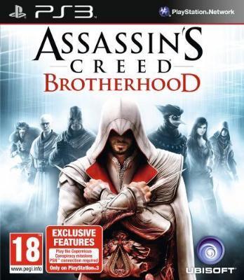 Assassin's Creed: Brotherhood til PlayStation 3