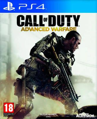 Call of Duty: Advanced Warfare til Playstation 4