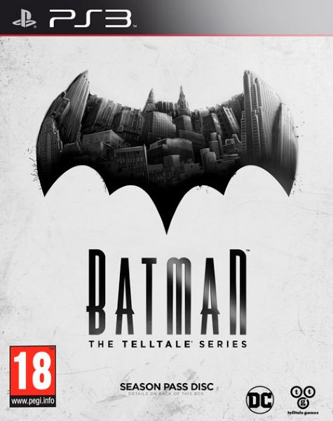 Batman – The Telltale Series til PlayStation 3