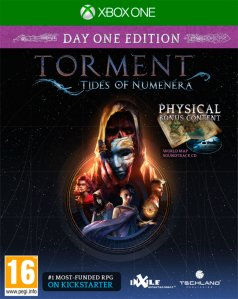 Torment: Tides of Numenera til Xbox One