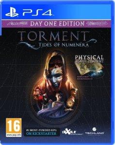 Torment: Tides of Numenera til Playstation 4