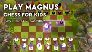 Chess for kids with Magnus til Android