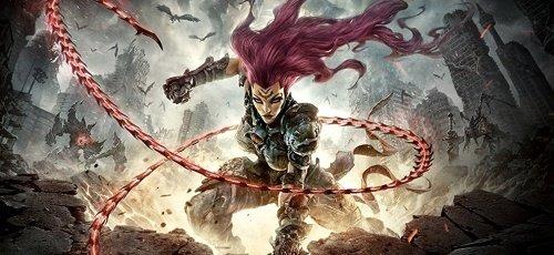 Darksiders III til Playstation 4