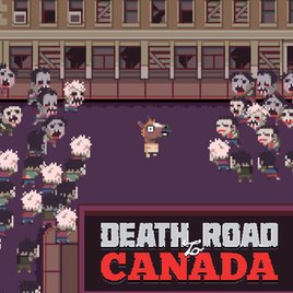 Death Road to Canada til iPhone