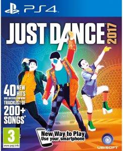 Just Dance 2017 til Playstation 4
