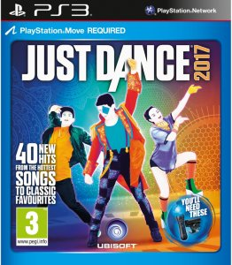 Just Dance 2017 til PlayStation 3