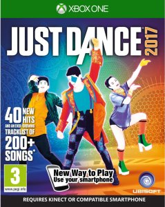 Just Dance 2017 til Xbox One