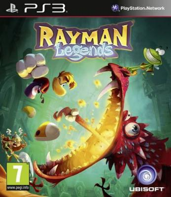 Rayman Legends til PlayStation 3