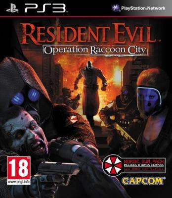 Resident Evil: Operation Raccoon City til PlayStation 3