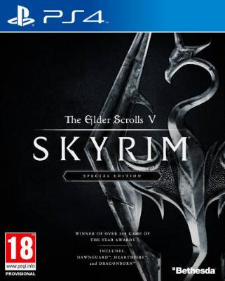 The Elder Scrolls V: Skyrim Special Edition til Playstation 4
