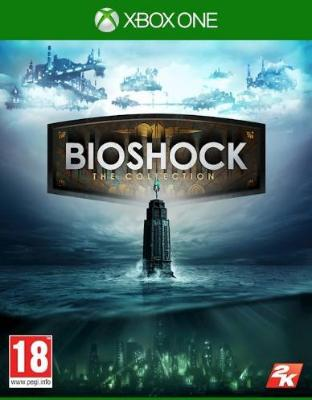 BioShock: The Collection til Xbox One