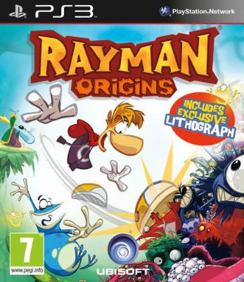 Rayman Origins til PlayStation 3