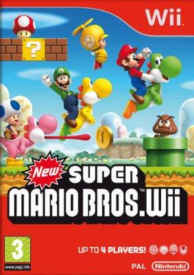 New Super Mario Bros. Wii til Wii