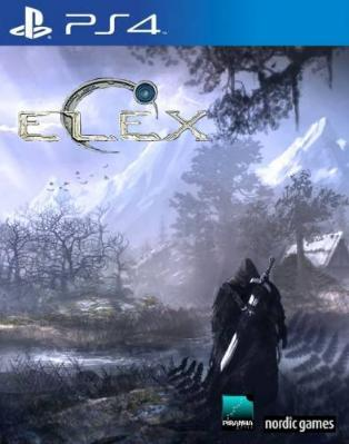 Elex til Playstation 4