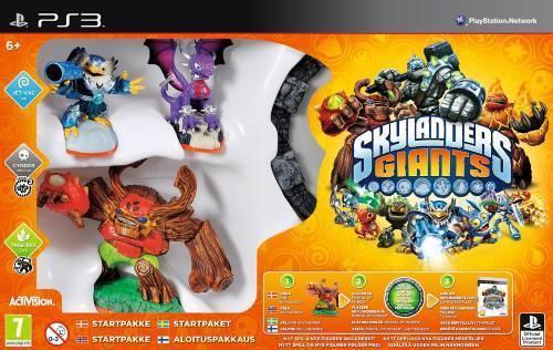 Skylanders Giants til PlayStation 3