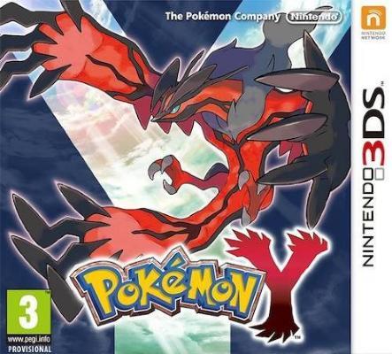 Pokémon Y til 3DS