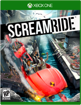ScreamRide til Xbox One
