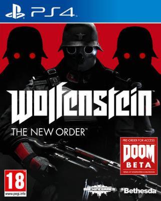 Wolfenstein: The New Order til Playstation 4
