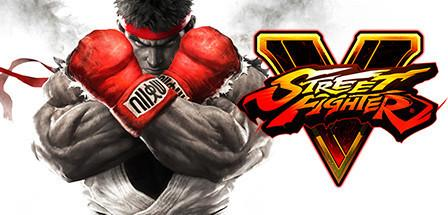 Street Fighter 5 til Playstation 4