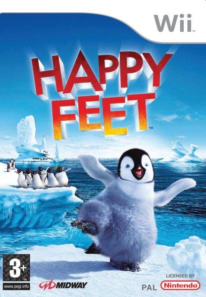 Happy Feet til Wii