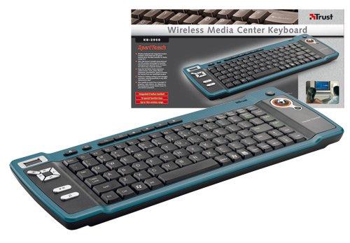 Best pris på Trust KB 2950 Wireless Media Center Keyboard
