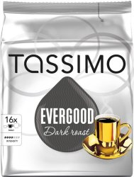 Tassimo Evergood Dark Roast
