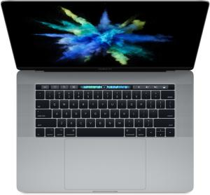 Apple MacBook Pro 15 i7 2.9GHz 16GB 512GB m/Touch Bar (Mid 2017)