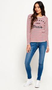 Superdry Cassie Skinny Jeans (Dame)