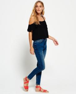 Superdry Mila Jegging-Jeans (Dame)