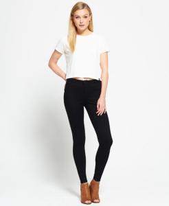 Superdry Evie Jegging-Jeans (Dame)