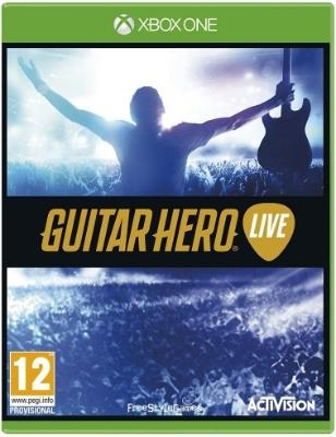 Guitar Hero Live til Xbox One