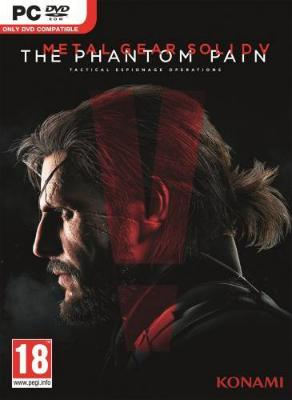 Metal Gear Solid V: The Phantom Pain til PC
