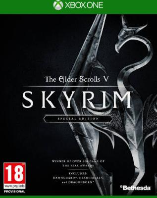 The Elder Scrolls V: Skyrim Special Edition til Xbox One