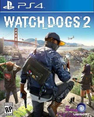 Watch Dogs 2 til Playstation 4