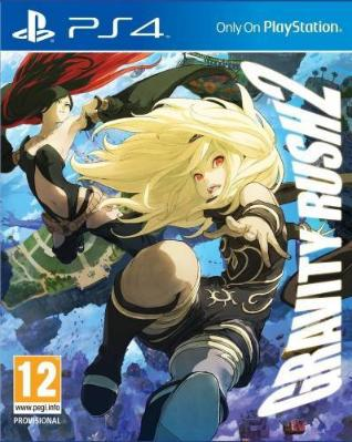 Gravity Rush 2 til Playstation 4