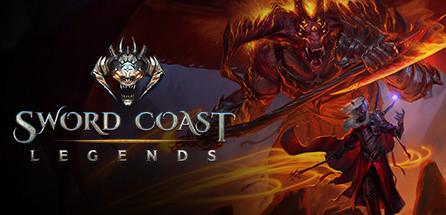 Sword Coast Legends til Playstation 4