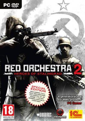 Red Orchestra 2: Heroes of Stalingrad til PC
