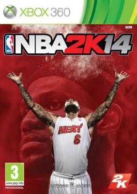 NBA 2K14 til Xbox 360