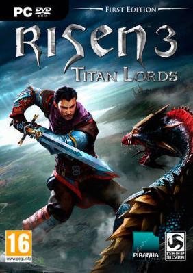 Risen 3: Titan Lords til PC