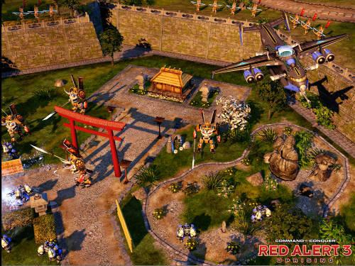 Command & Conquer: Red Alert 3: Uprising til PC