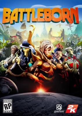 Battleborn til PC