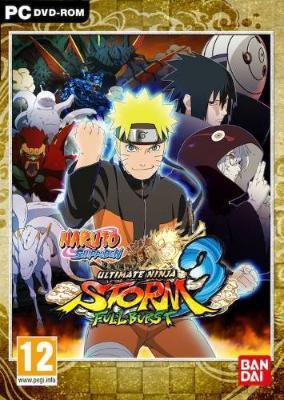 Naruto Shippuden: Ultimate Ninja Storm 3: Full Burst til PC