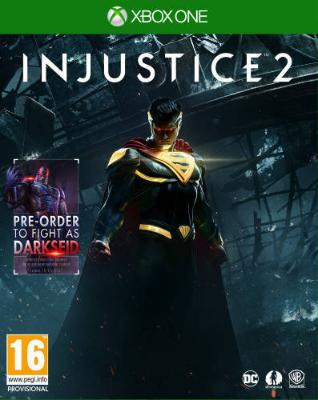 Injustice 2 til Xbox One