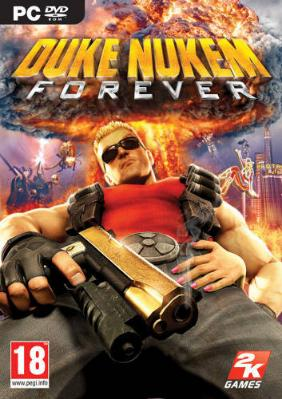 Duke Nukem Forever til PC