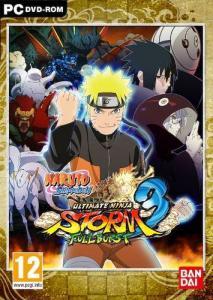 Naruto Shippuden: Ultimate Ninja Storm 3: Full Burst