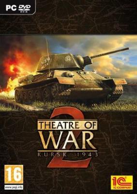 Theatre of War 2: Kursk 1943 til PC
