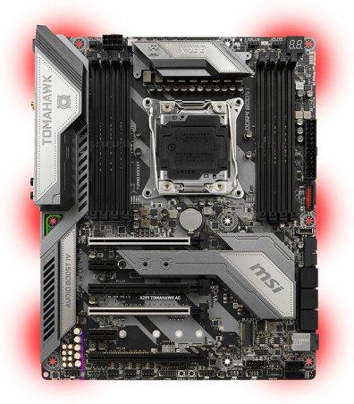 MSI X299 Tomahawk AC