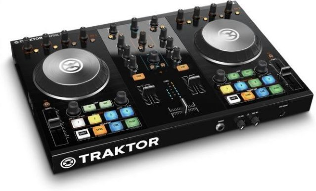 Native Instruments TraktorKontrolS2MK2