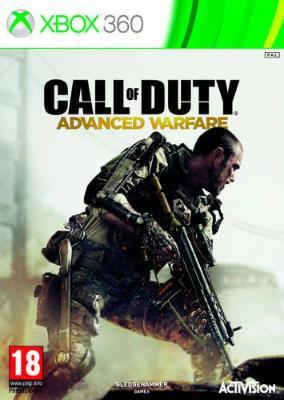 Call of Duty: Advanced Warfare til Xbox 360